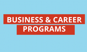 Business and Career Programs
